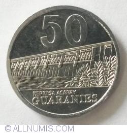 Imaginea #1 a 50 Guaranies 2012