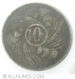 Image #1 of 10 Francs 1968