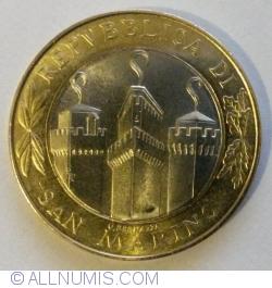 Imaginea #2 a 1000 Lire 2001