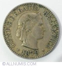 Image #2 of 10 Rappen 1879