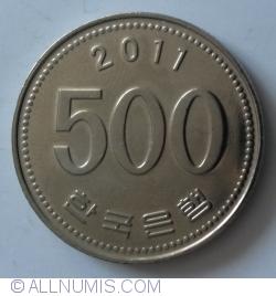 Image #1 of 500 Won 2011