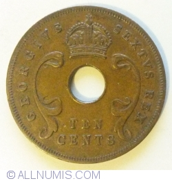 Image #2 of 10 Cents 1950