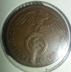 Image #2 of 1 Reichspfennig 1939 E