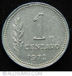 Image #1 of 1 Centavo 1972