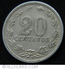 Image #1 of 20 Centavos 1939