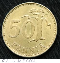 Image #1 of 50 Pennia 1986