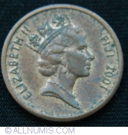 Image #1 of 1 Cent 2001