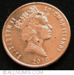 Image #2 of 1 Cent 2010