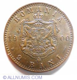 Imaginea #1 a 2 Bani 1900
