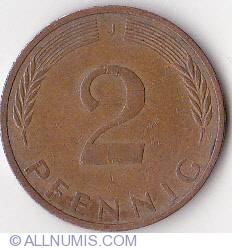 Image #1 of 2 Pfennig 1976 J