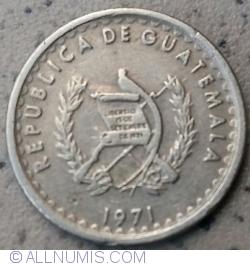 Imaginea #2 a 5 Centavos 1971