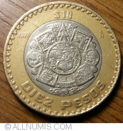 10 Pesos 2007