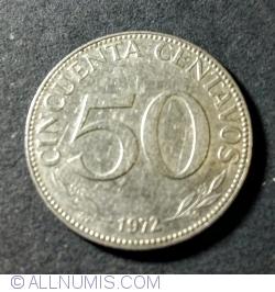 Imaginea #1 a 50 Centavos 1972