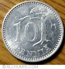 Image #1 of 10 Pennia 1986 N
