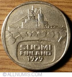 5 Markkaa 1979 K