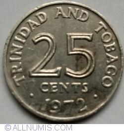 Imaginea #1 a 25 Cents 1972