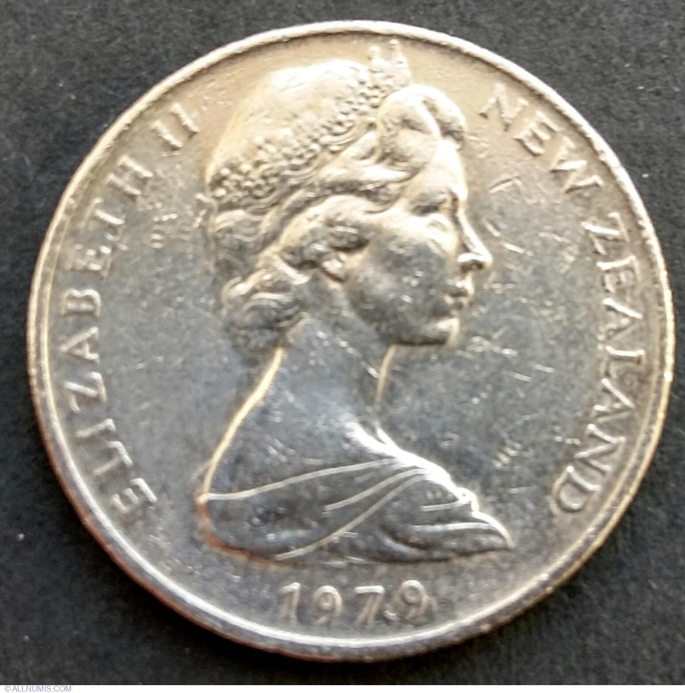 1979 20 cent unc coin