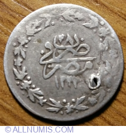 Imaginea #1 a 1 Qirsh 1834 (AH1223/28)