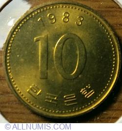 Image #1 of 10 Won 1983