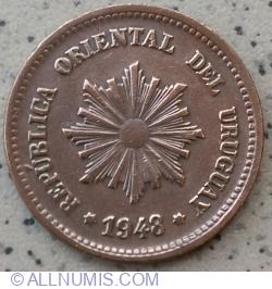 2 Centesimos 1948
