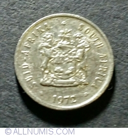 Image #2 of 5 Cents 1972