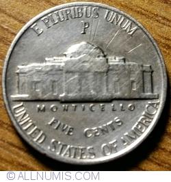 Image #1 of Jefferson Nickel 1942 P