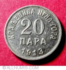 Imaginea #1 a 20 Para 1913