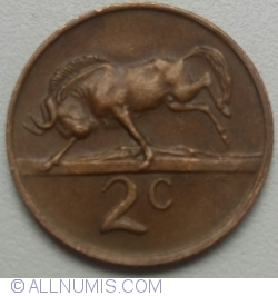 Image #1 of 2 Cents 1972