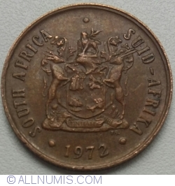Image #2 of 2 Cents 1972