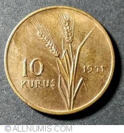 Image #1 of 10 Kurus 1971