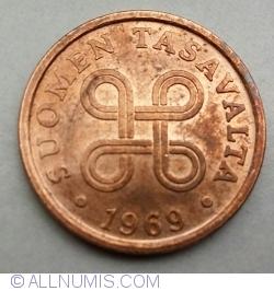 Image #2 of 5 Pennia 1969