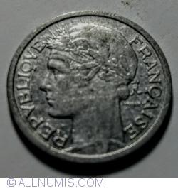 Image #2 of 1 Franc 1945 C