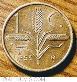 Image #1 of 1 Centavo 1953
