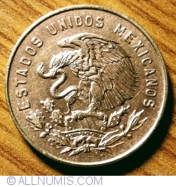 Image #2 of 5 Centavos 1959