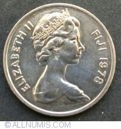 Image #2 of 5 Cents 1978