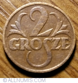 Image #1 of 2 Grosze 1938