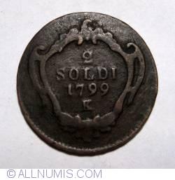 Image #1 of 2 Soldi 1799