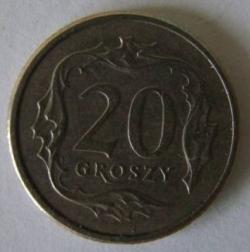 Imaginea #1 a 20 Groszy 1997