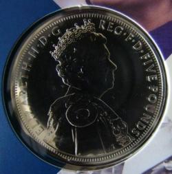 Imaginea #1 a 5 Pounds 2012 - Aniversarea a 60 de ani de domnie a Elizabetei a II-a