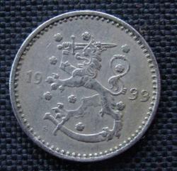 Imaginea #2 a 1 Markka 1933