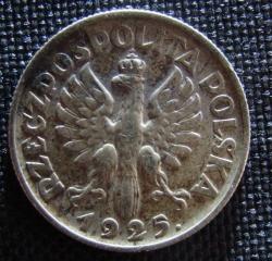 1 Zloty 1925