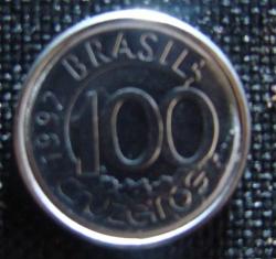 Image #1 of 100 Cruzeiros 1992
