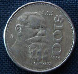 Image #1 of 100 Pesos 1986