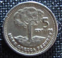Imaginea #1 a 5 Centavos 1981