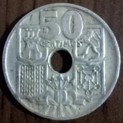 Imaginea #1 a 50 Centimos 1949