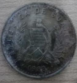 Image #2 of 10 Centavos 1988
