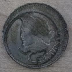 Image #1 of 25 Centavos 1982
