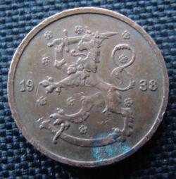 Image #2 of 5 Pennia 1938