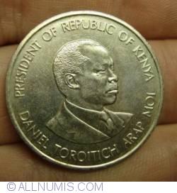 Image #2 of 1 Shilling 1989