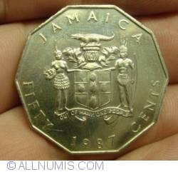 Image #1 of 50 Cents 1987